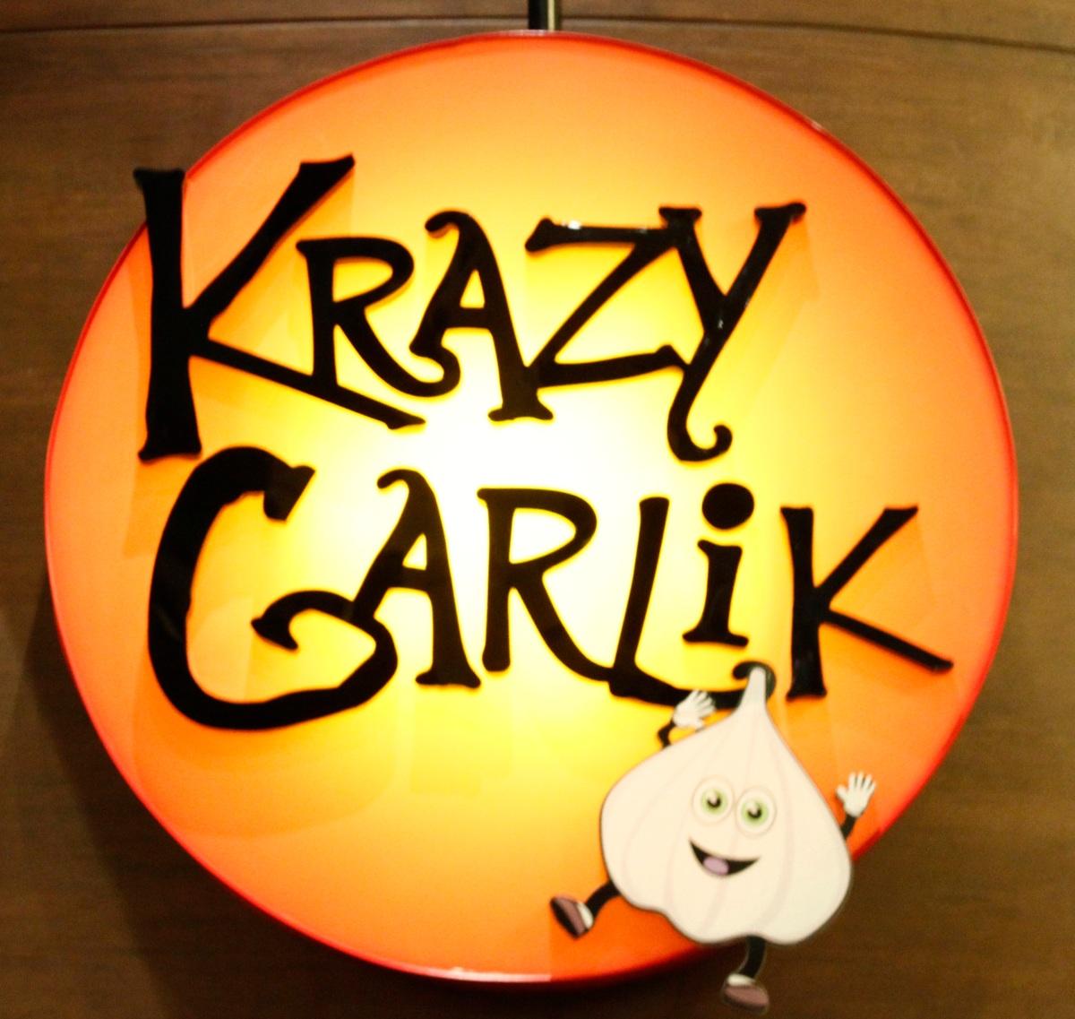 Foodgasm episode 3 2/2: KrazyGarlik