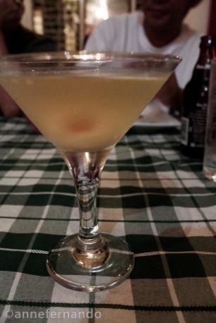 Lychee Martini 75
