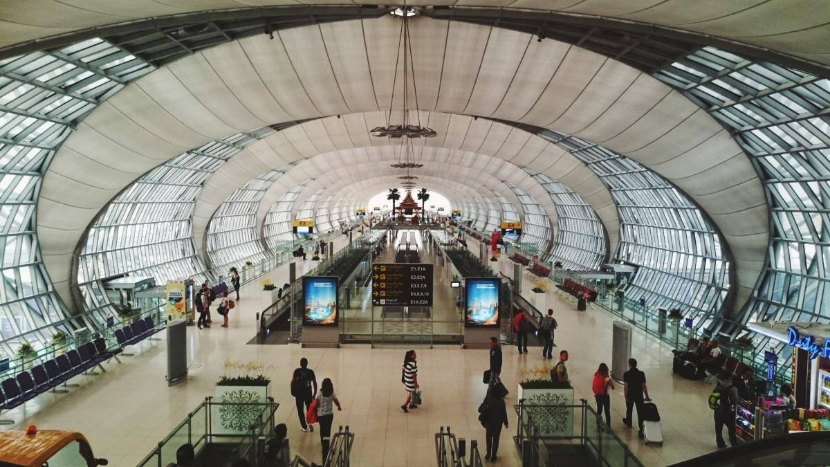 Bangkok, Day 4-5: Shopping, Sky Bar, and NightMarket
