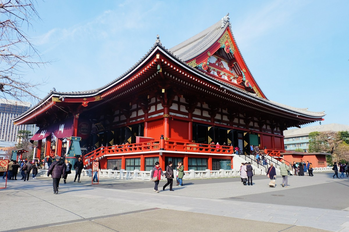 Tokyo, Day 4: Shrines, Temples, andMuseums