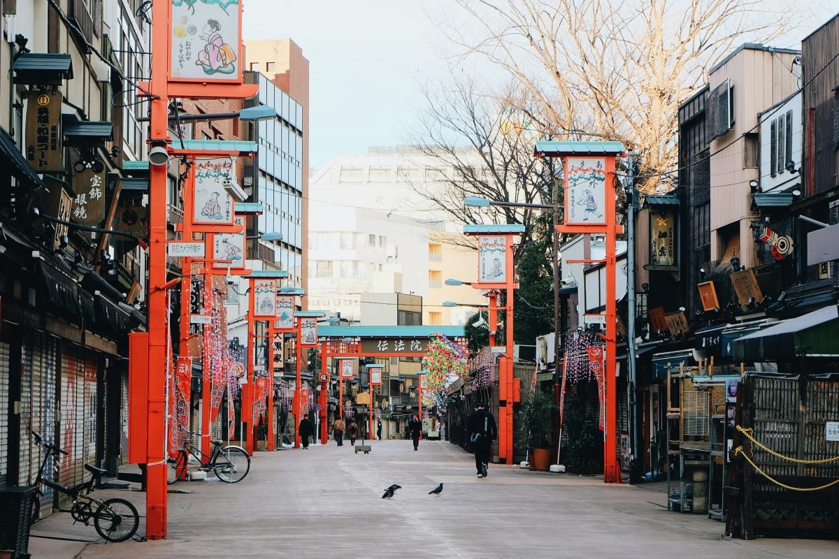 Tokyo, Day 7: RevisitingAsakusa