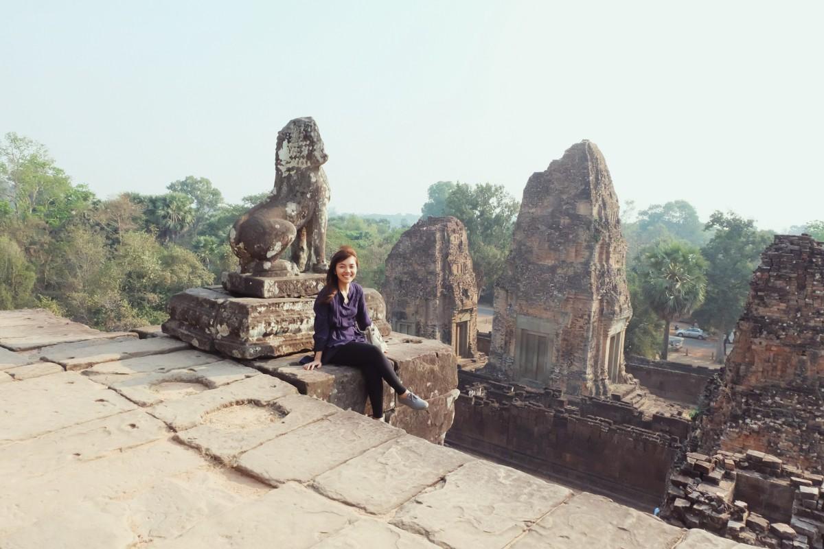 Siem Reap, Day 0-1: Arrival + Park (1stDay)