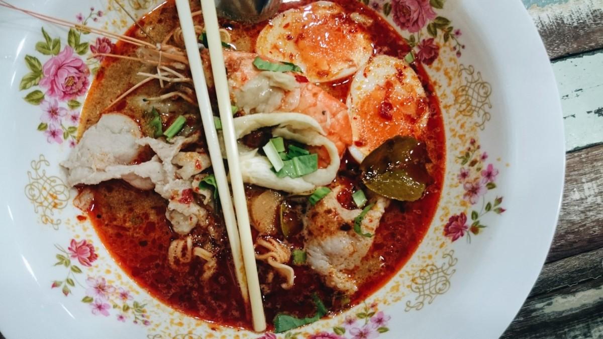 Bangkok, Day 3: Shopping + FoodTrip