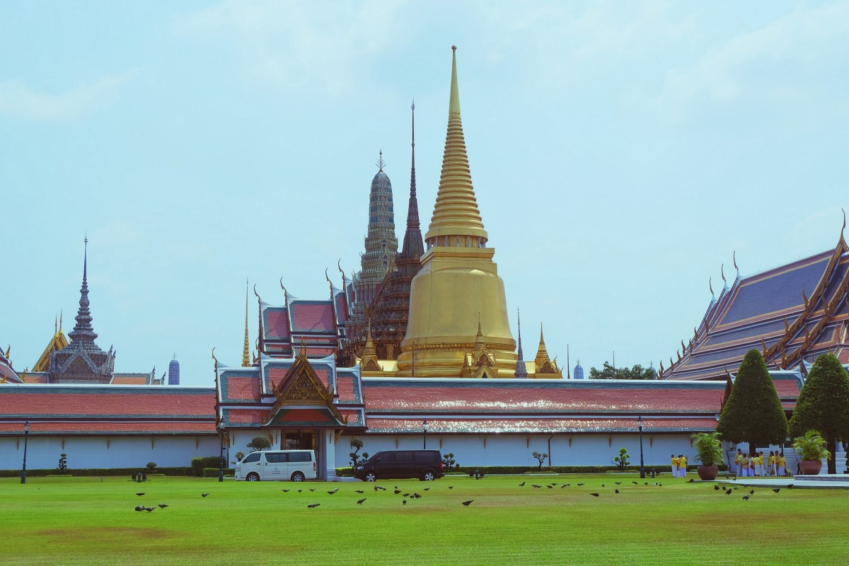 Bangkok, Day 2: TempleRun