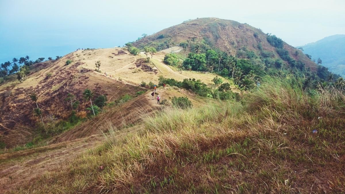 Mount Gulugod-Baboy + SombreroIsland