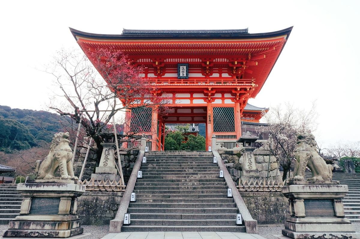 Kansai, Day 0-1: Kyoto (HigashiyamaArea)