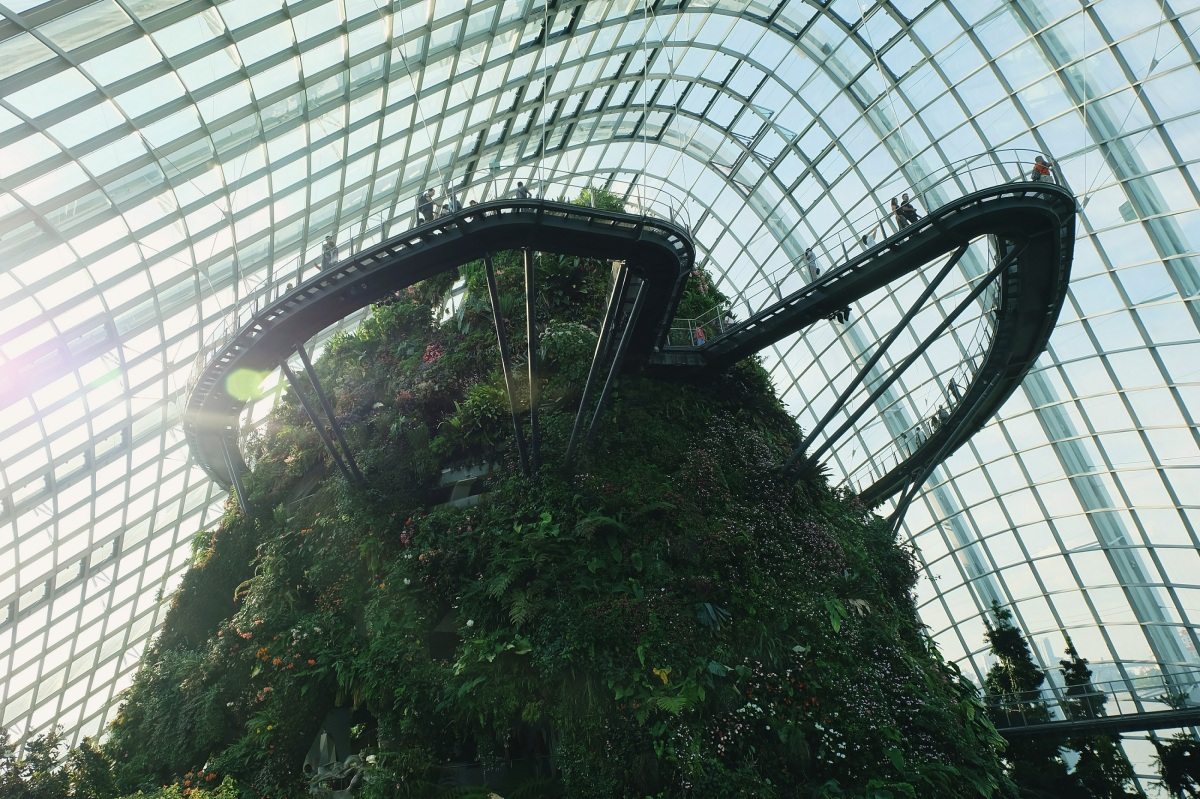 Singapore, Day 1: Gardens By TheBay