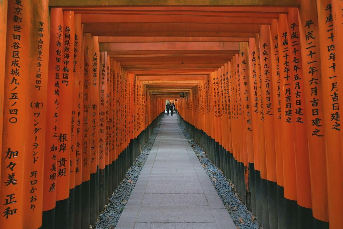 Kansai, Day 3: Kyoto (Fushimi, N.Higashiyama)