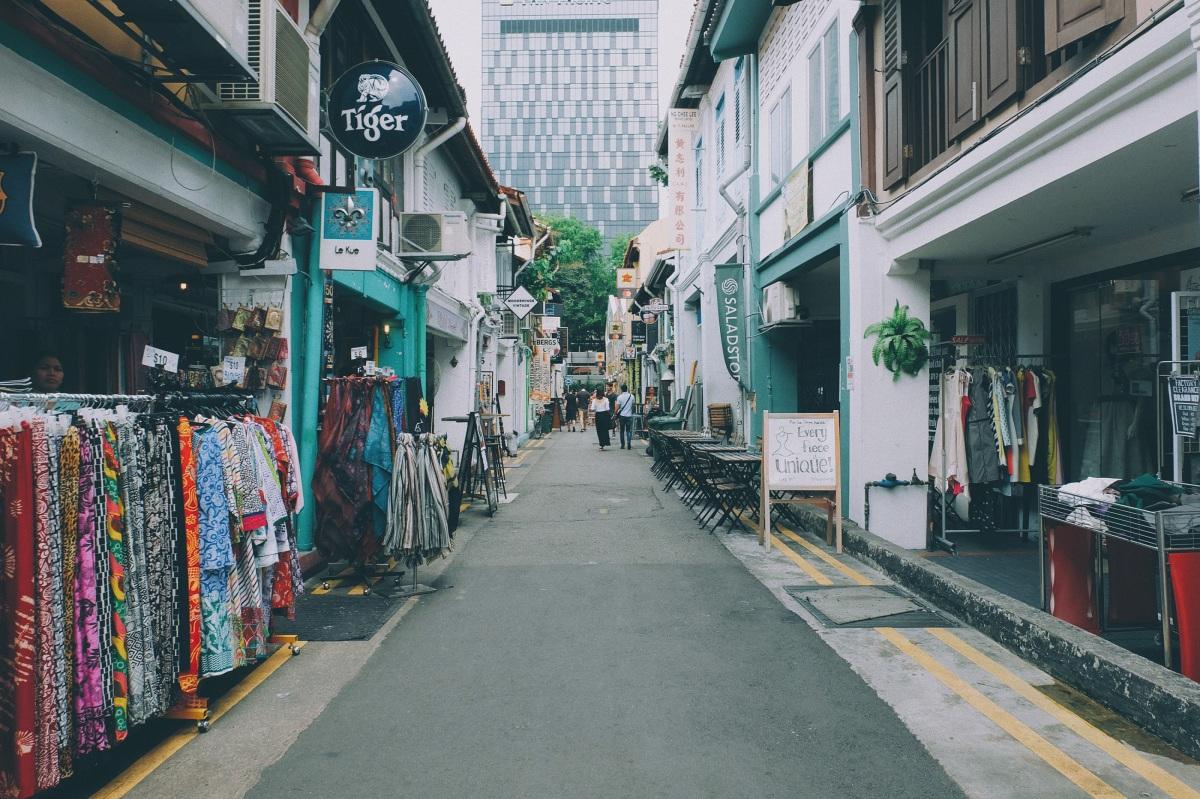 Singapore, Day 3: HajiLane