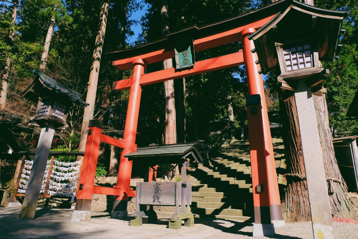 Japan, Day 1:Takayama