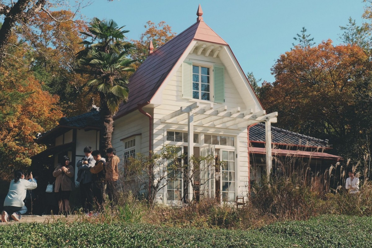 Japan, Day 7: TotoroHouse