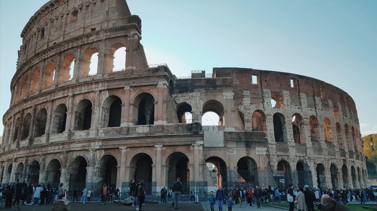 Italy, Day 3: RomanRuins