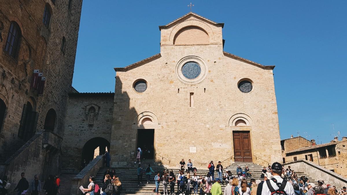 Italy, Day 6: SanGimignano