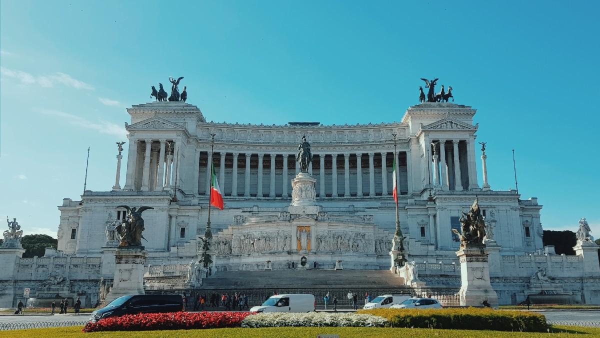 Italy, Day 2: Rome-ingAround