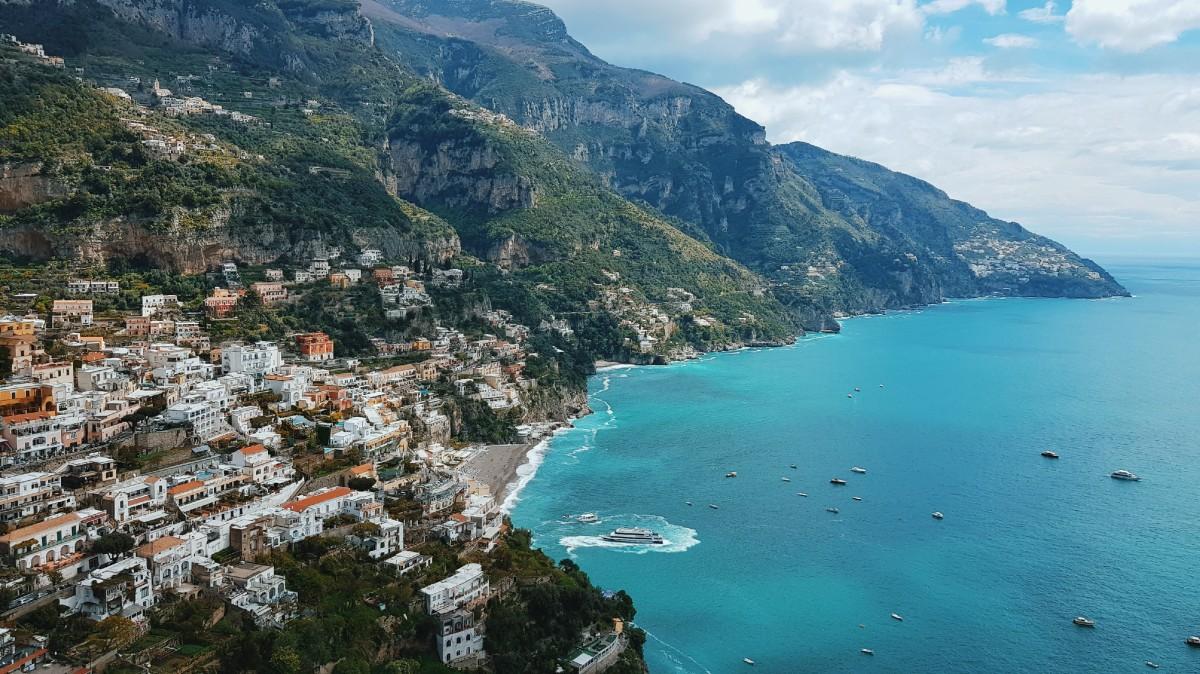 Italy, Day 4: Amalfi Coast (Part1)