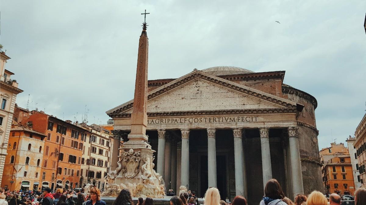 Italy, Day 1: HistoricalRome