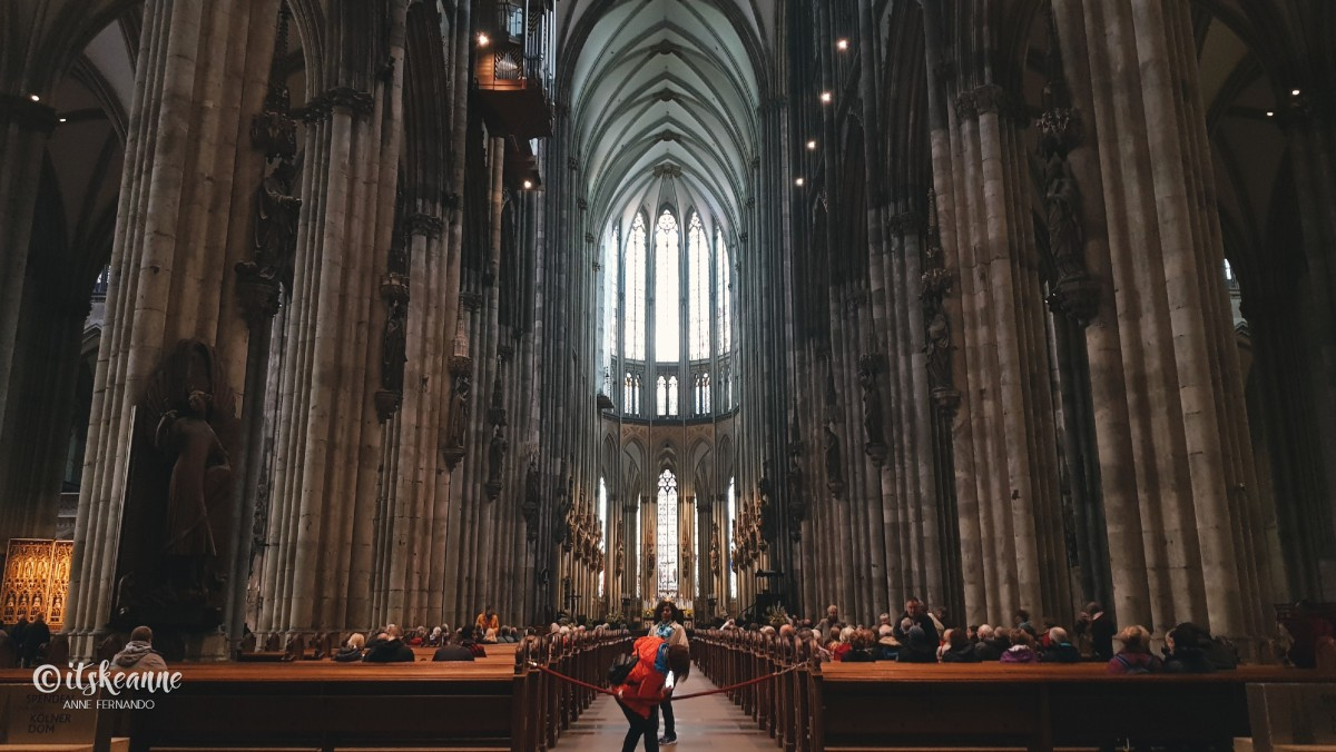 Germany, Day 6: CologneCathedral