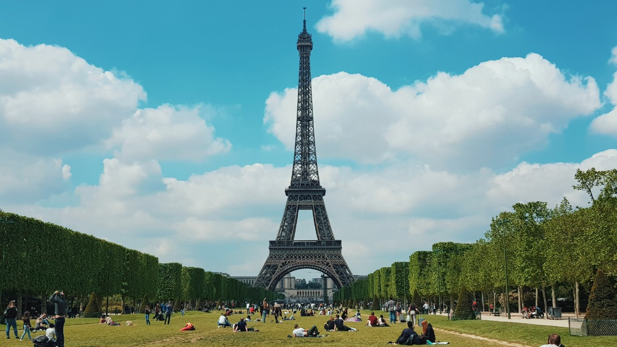 France, Day 2: ParisSights