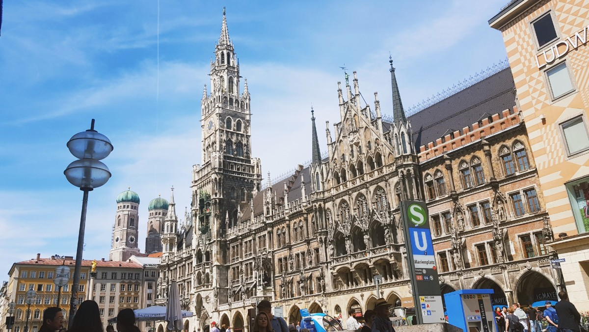Germany, Day 1: MünchenMoments