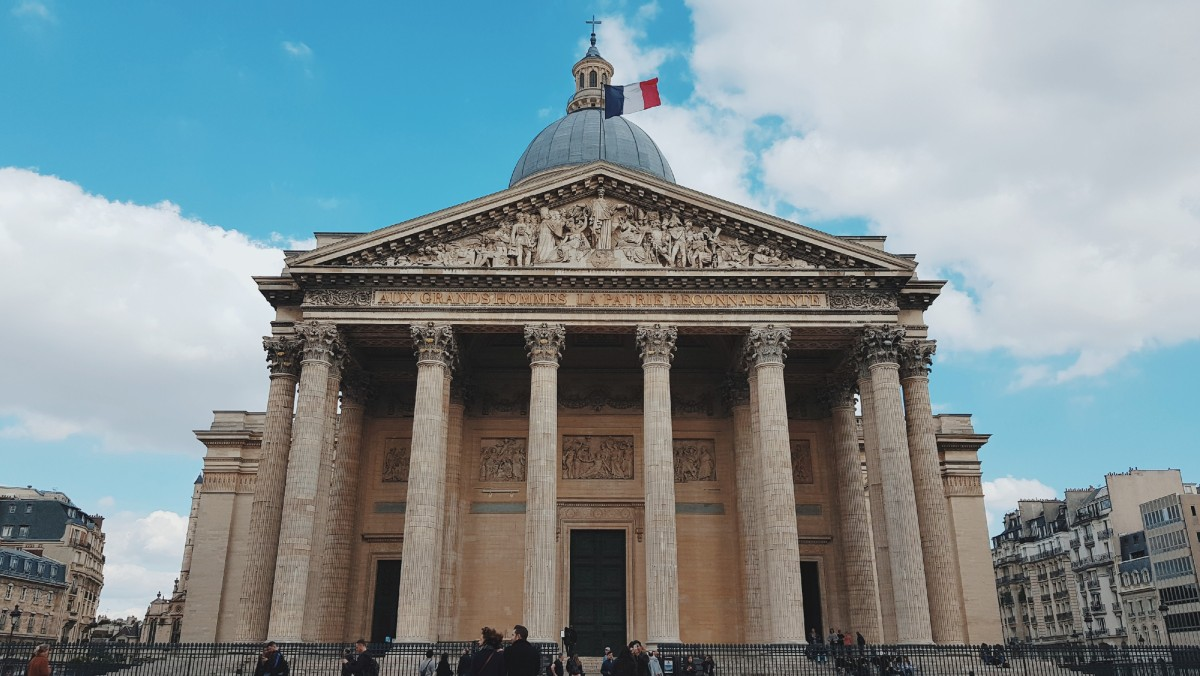 France, Day 2:Panthéon