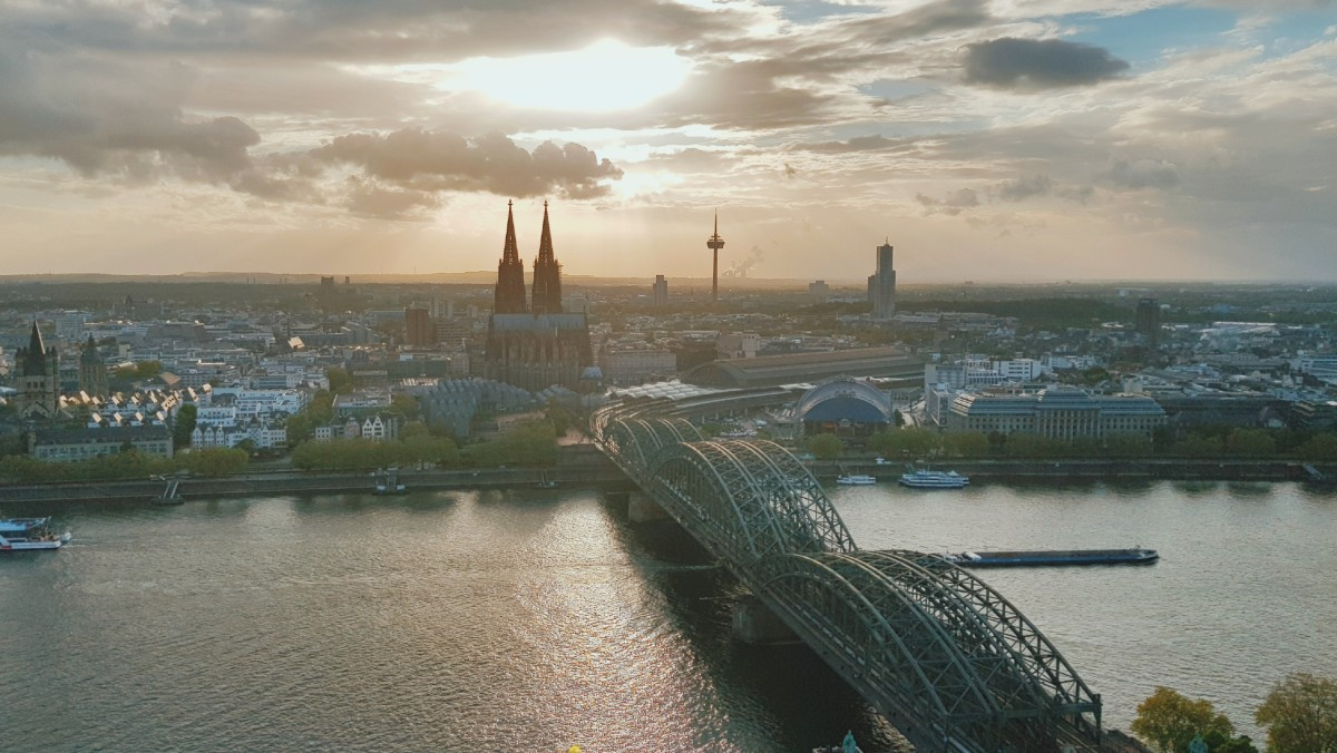 Germany, Day 6: CharmingCologne