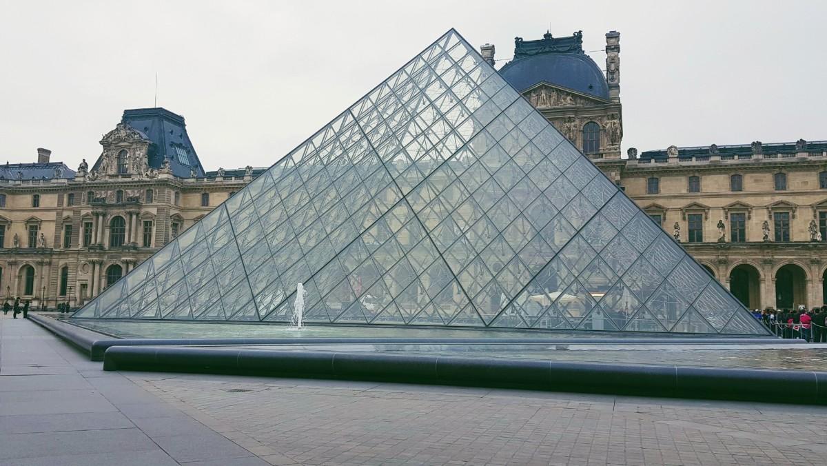 France, Day 5: Musée DuLouvre