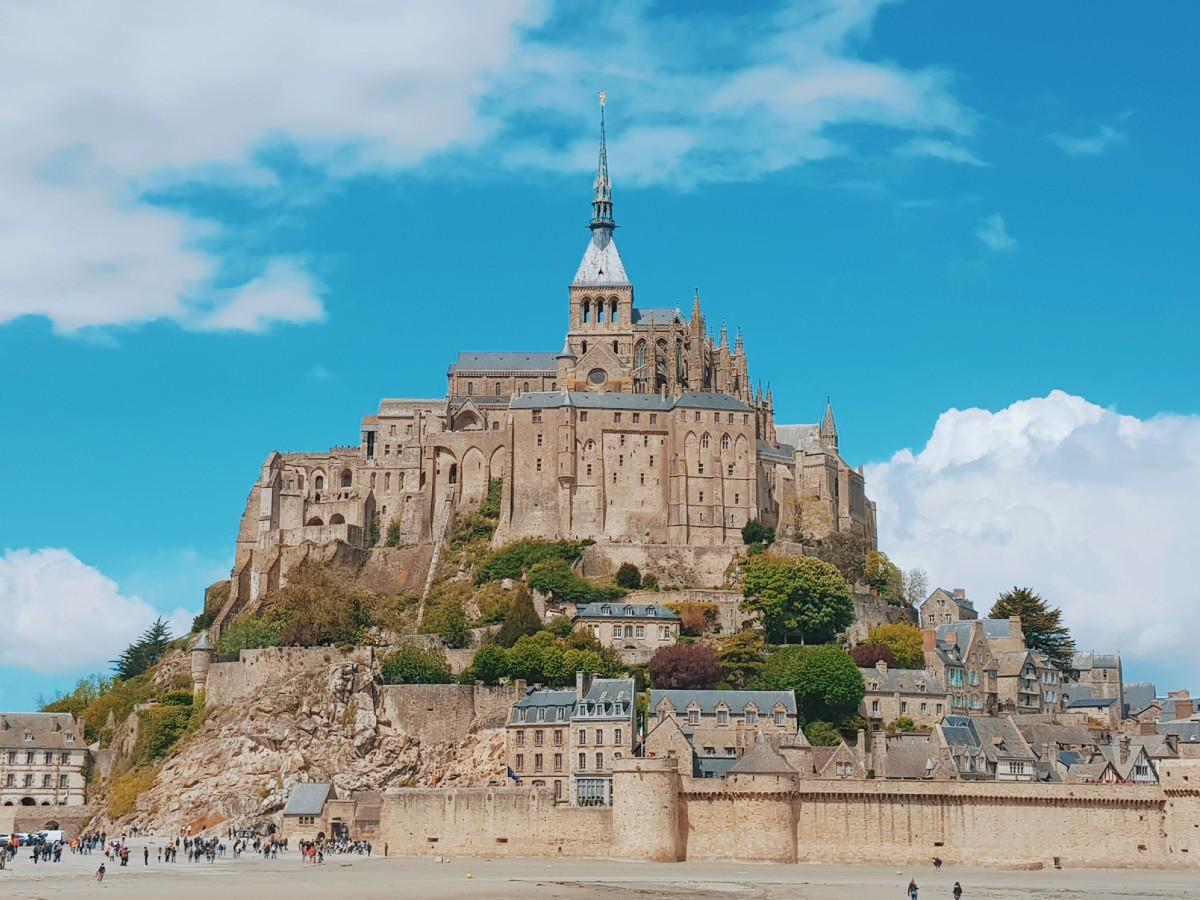 France, Day 7: MontSaint-Michel