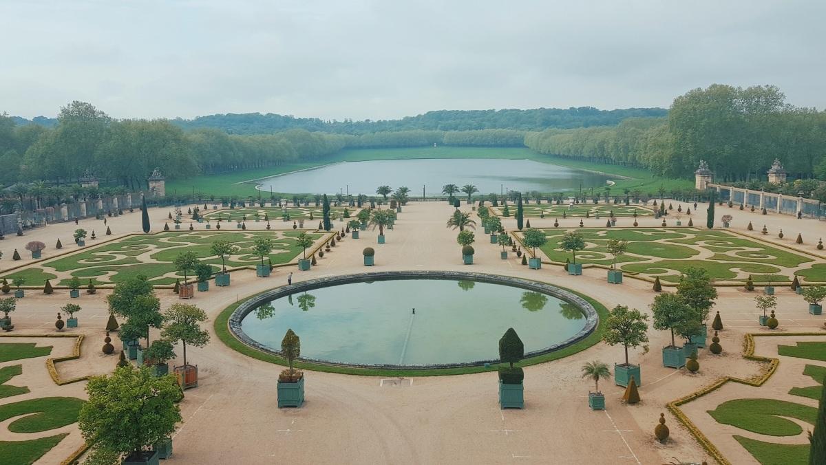 France, Day 6: Jardins du Château deVersailles