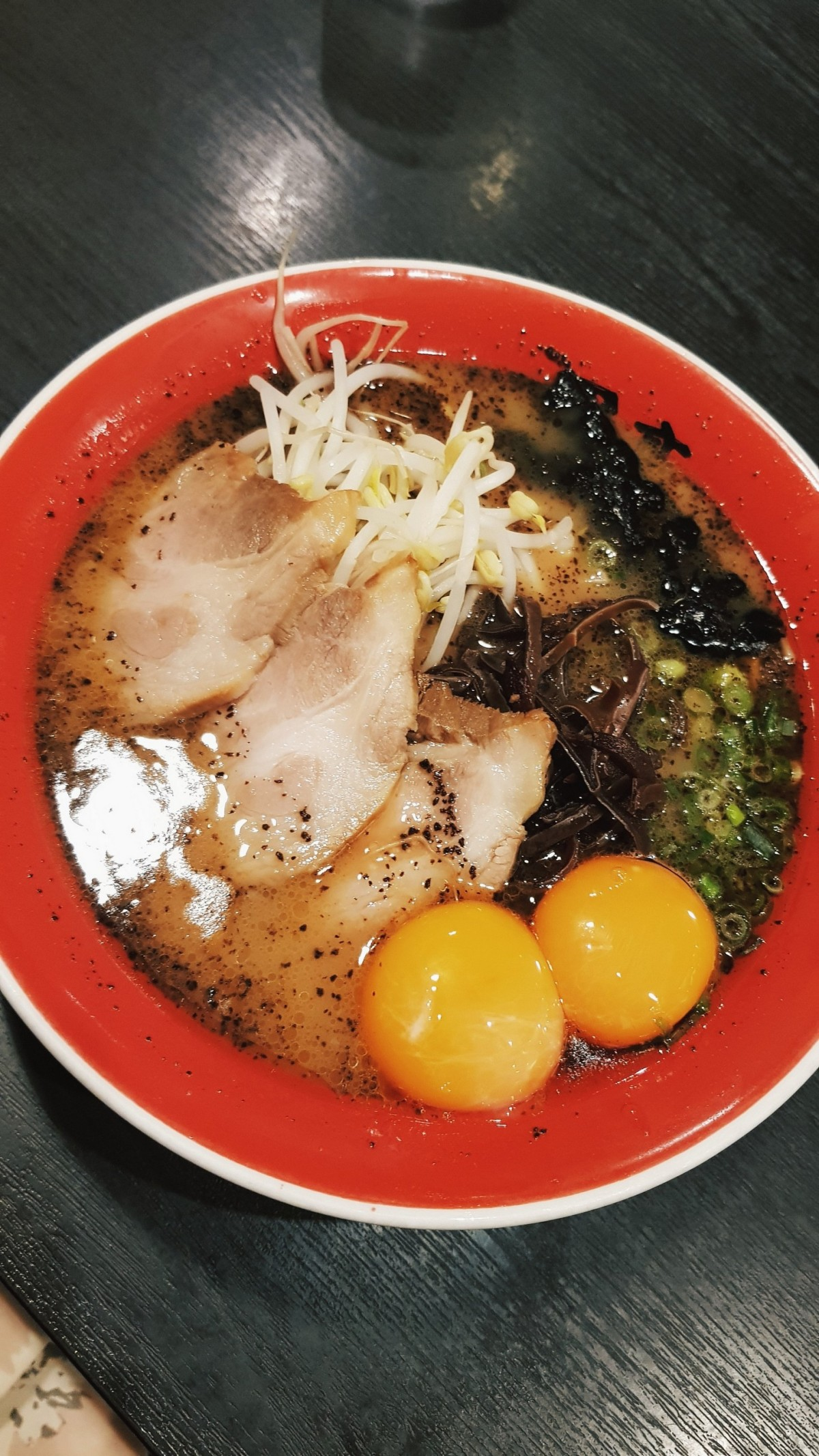 Kyushu, Day 5: Kokutei Ramen(Kumamoto)